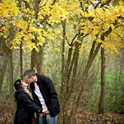 Tomoko and Chris<br>Hampshire Engagement