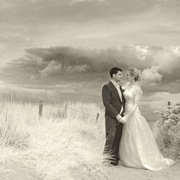 Louise and Neil<br>Studland Bay House Wedding